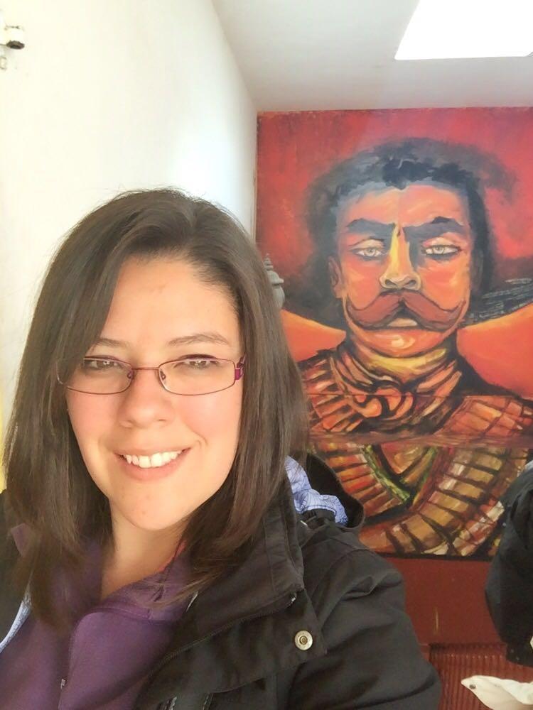 Erika Bárcena Arévalo