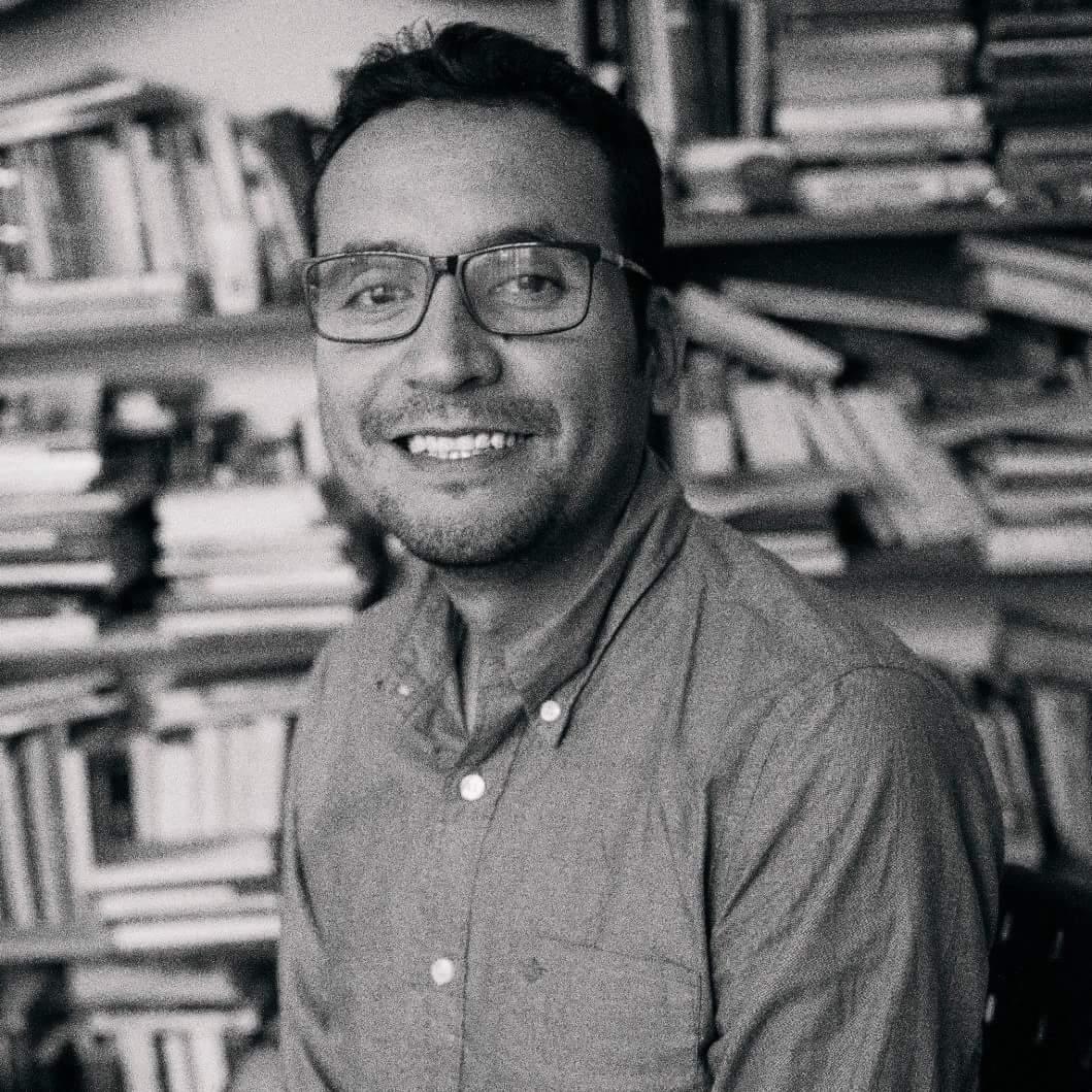 Guillermo Luévano Bustamante